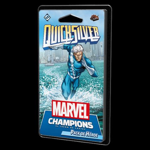 Marvel Champions: El juego de Cartas - Quicksilver