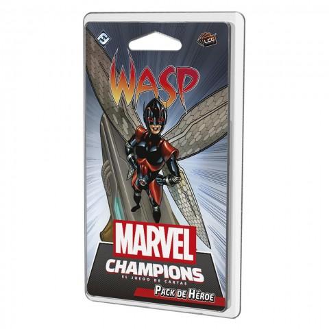 Marvel Champions: El juego de Cartas - Wasp