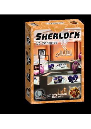 Q series 2 Sherlock: 13 Rehenes