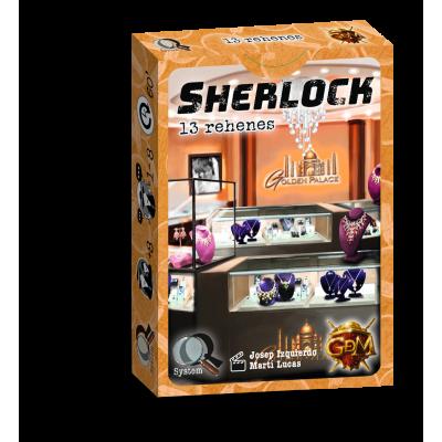Sherlock Q system: 13 Rehenes