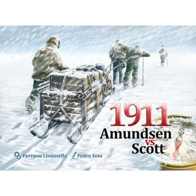 1911 Amundsen vs Scott (Segunda Edición)