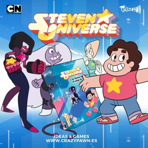 Steven Universe: el juego de cartas