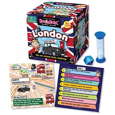 Juego de memoria - London