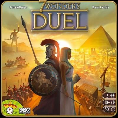 7 Wonders Duel (Español)