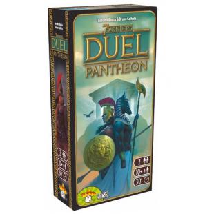 7 Wonders Duel: Pantheon (Español)
