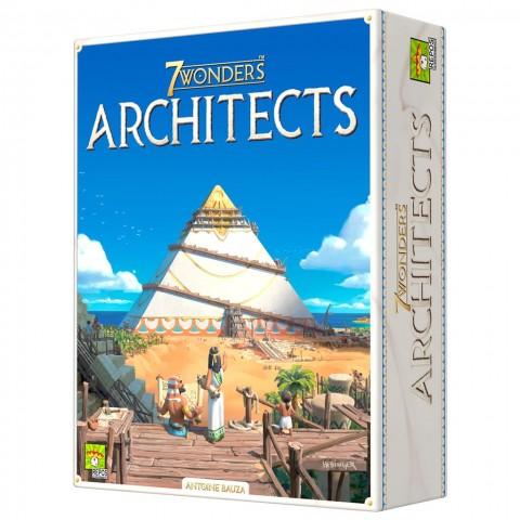 7 Wonders Architects [Preventa 29/10/21]