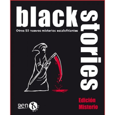 Black Stories: Edición Misterio