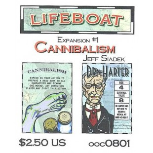 Bote Salvavidas: Canibalismo Expansión #1