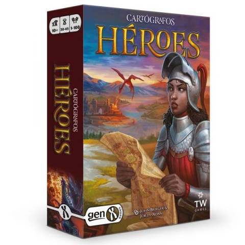 Cartógrafos: Héroes