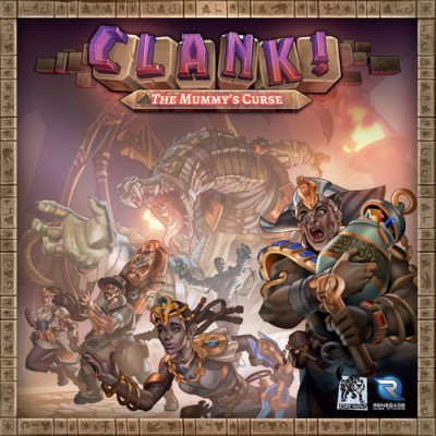 Clank!: The Mummy's Curse (Daños Leves)