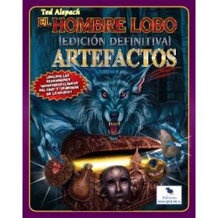 El Hombre Lobo. Edición Definitiva: Artefactos