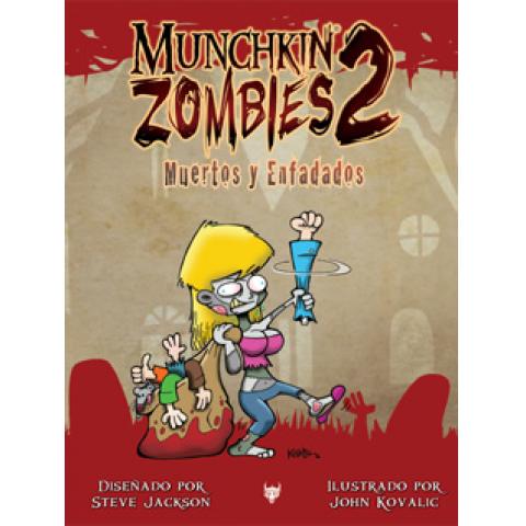 Munchkin Zombie 2: Muertos y Enfadados