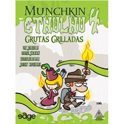 Munchkin Cthulhu 4: Grutas Grilladas