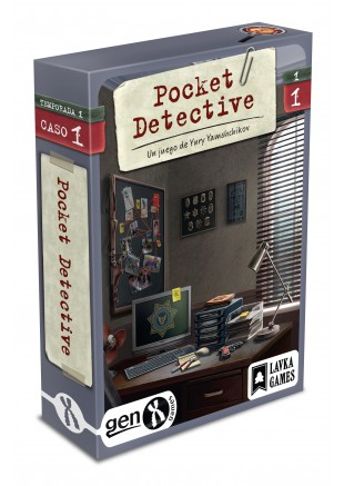 Pocket Detective: Temporada 1, Caso 1