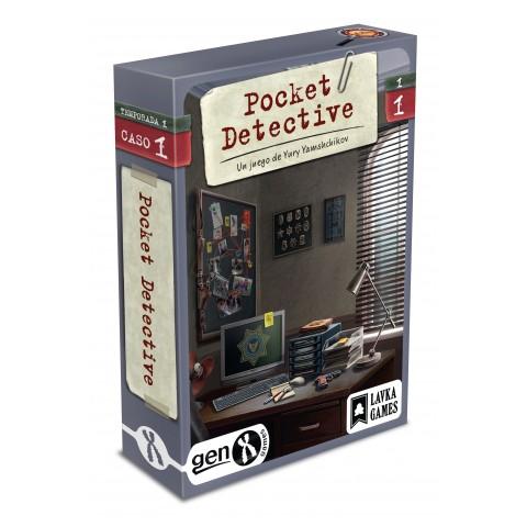 Pocket Detective: Temporada 1, Caso 1