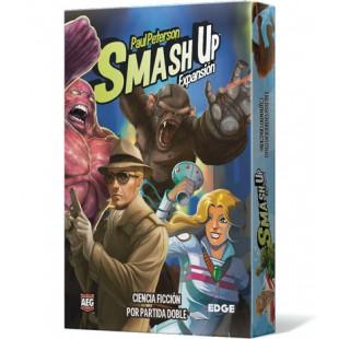 Smash Up: Ciencia ficción por partida doble