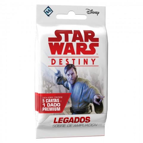 Star Wars Destiny - Legados: Sobres de ampliación