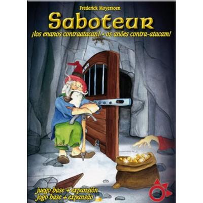 Saboteur ¡Los enanos contraatacan!
