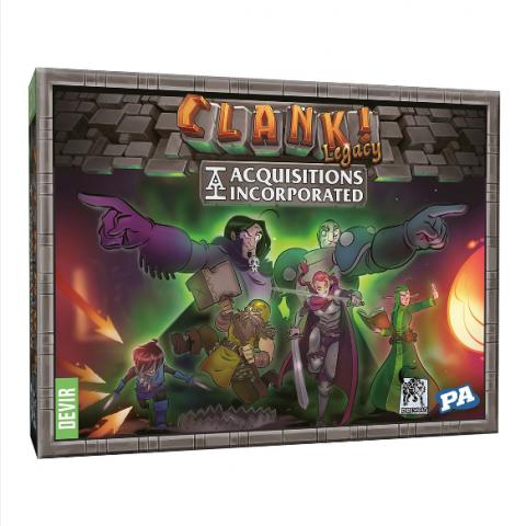 Clank! Legacy [Preventa 18-10-21]