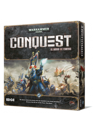 Warhammer 40,000: Conquest [Segunda Mano]