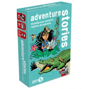 Black Stories Junior: Adventure Stories