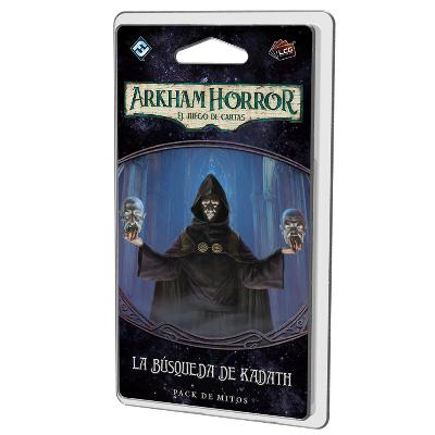 Arkham Horror LCG: Devoradores de Sueños IIA - La Búsqueda de Kadath