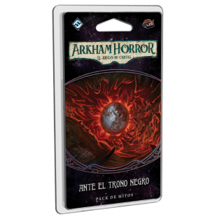 Arkham Horror LCG: El Círculo Roto VIII - Ante el Trono Negro