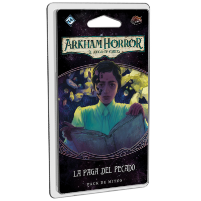 Arkham Horror LCG: El Círculo Roto IV - La Paga del Pecado