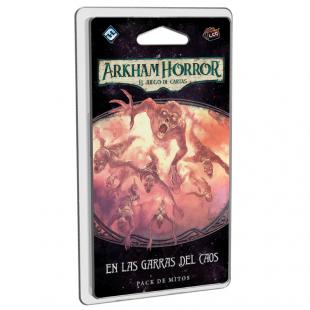 Arkham Horror LCG: El Círculo Roto VII - En las Garras del Caos