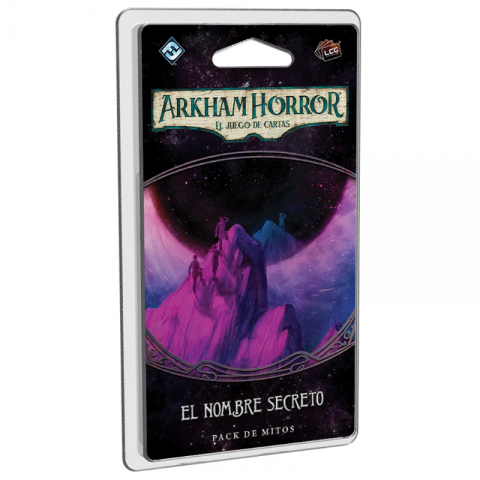 Arkham Horror LCG: El Círculo Roto III  - El Nombre Secreto