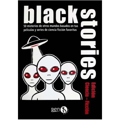 Black Stories: Ciencia Ficción
