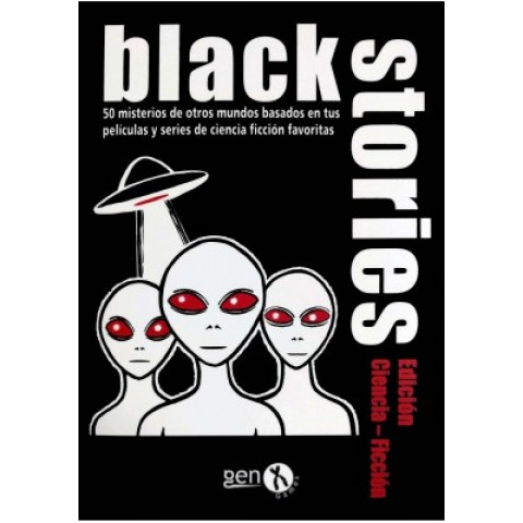 Black Stories: Ciencia Ficción