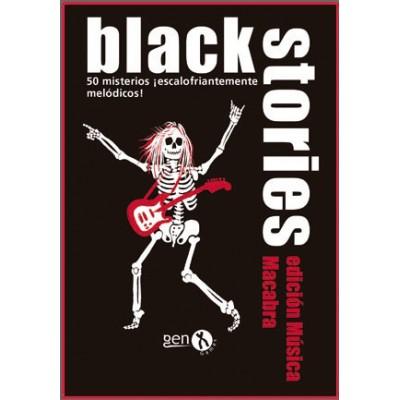 Black Stories: Música Macabra
