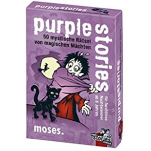 Black Stories: Purple (Junior)