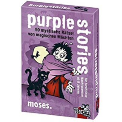 Black Stories Junior: Purple Stories