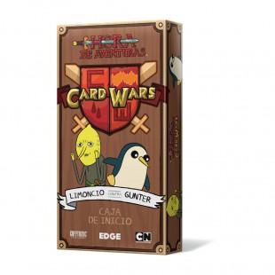 Card Wars - Limoncio vs Gunter