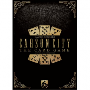 Carson City: El Juego de Cartas