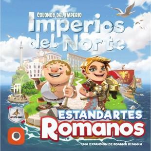 Colonos del Imperio: Imperios del Norte - Estandartes romanos