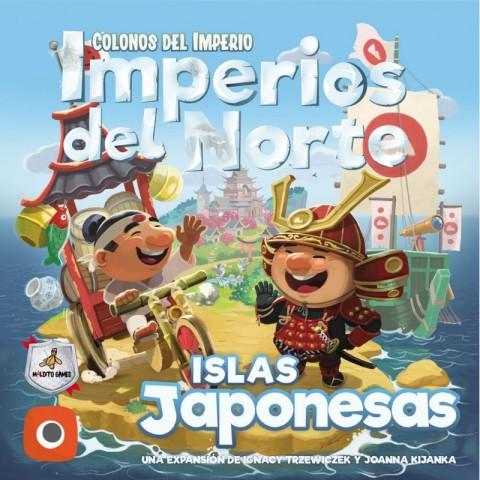 Colonos Del Imperio: Imperios Del Norte - Islas Japonesas