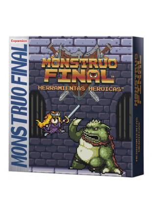 Boss Monster: El monstruo Final - Herramientas heroicas
