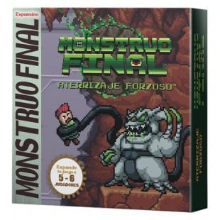 Monstruo Final - Aterrizaje forzoso