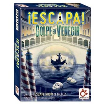 Escapa: Golpe en Venecia