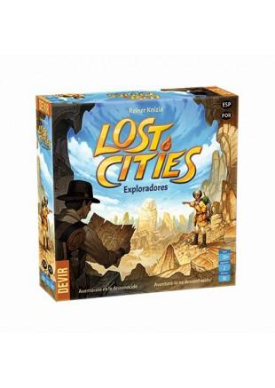 Lost Cities - Exploradores 2018