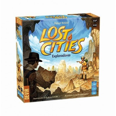 Lost Cities - Exploradores 2018