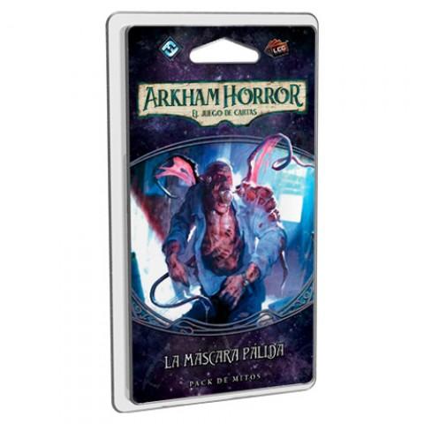 Arkham Horror LCG: El Camino a Carcosa V - La Máscara Palida