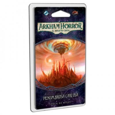 Arkham Horror LCG: El Camino a Carcosa VII - Penumbrosa Carcosa