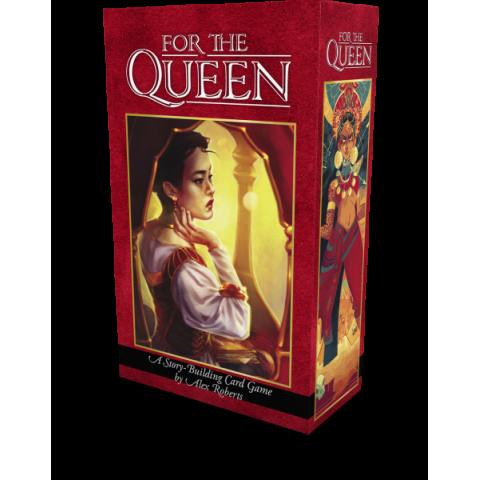 For the Queen! (Inglés)