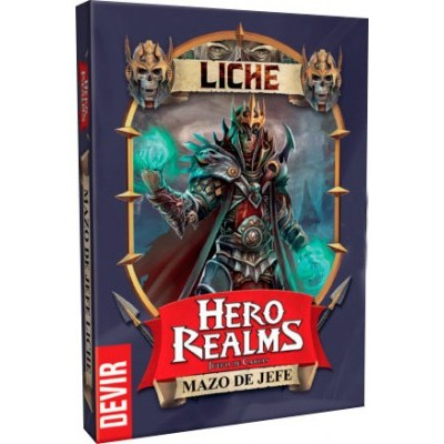 Hero Realms: Mazo de Jefe - Jefe Liche