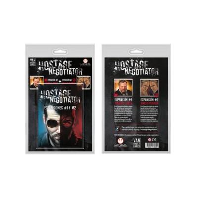 Hostage Negotiator: Expansiones 1 y 2