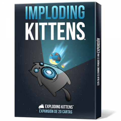 Exploding Kittens: Imploding Kittens